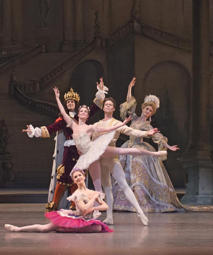 Šípková Růženka (balet) 1