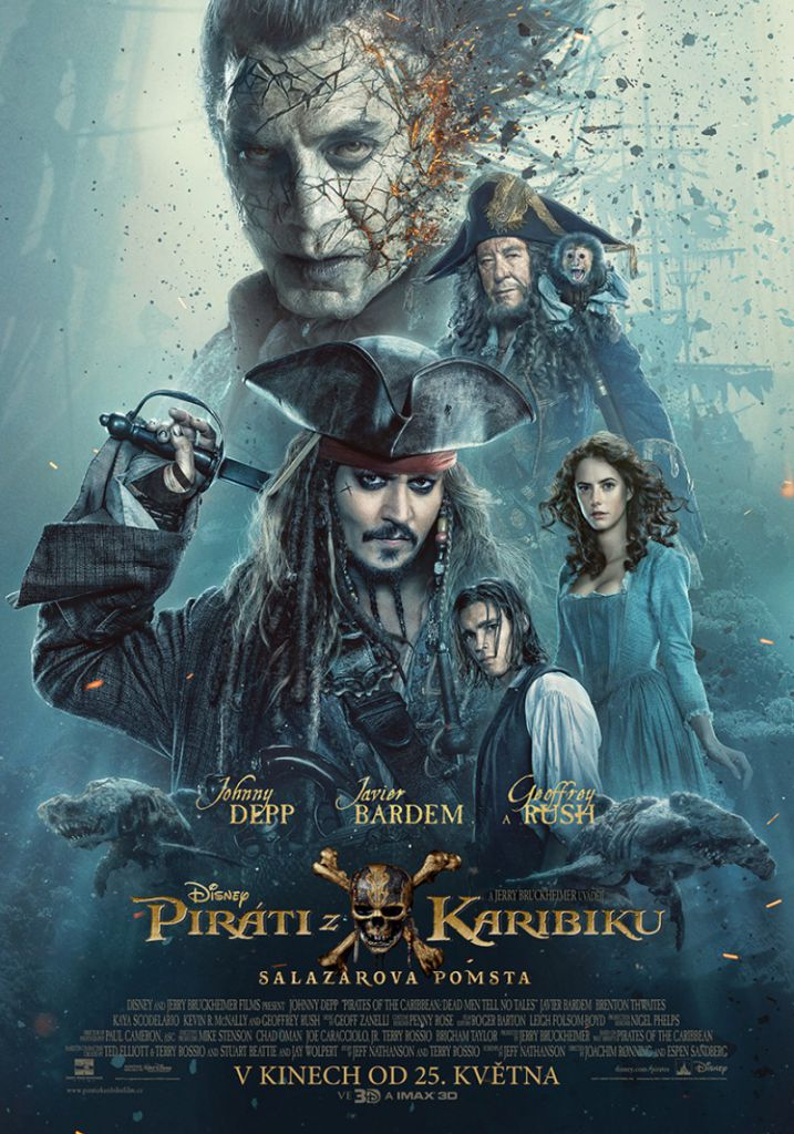 Piráti z Karibiku: Salazarova pomsta 1