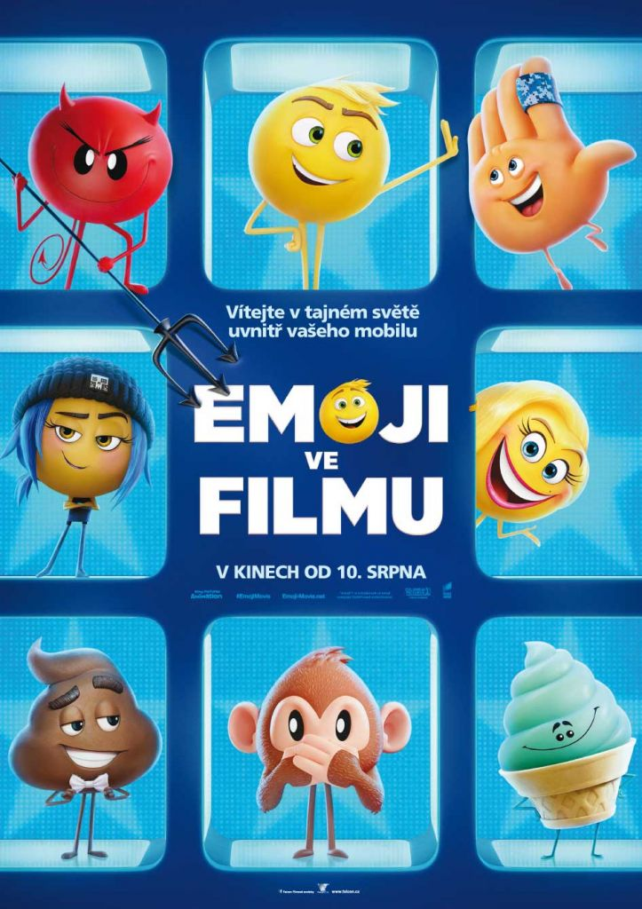 Emoji ve filmu 1