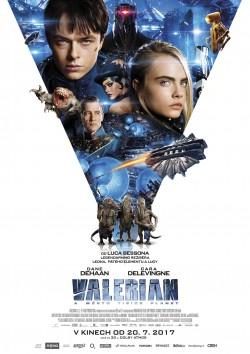 Valerian a město tisíce planet 1
