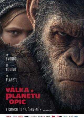 Válka o planetu opic (3D) 1