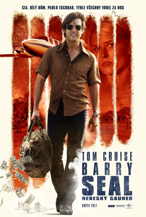 Barry Seal: Nebeský gauner 1