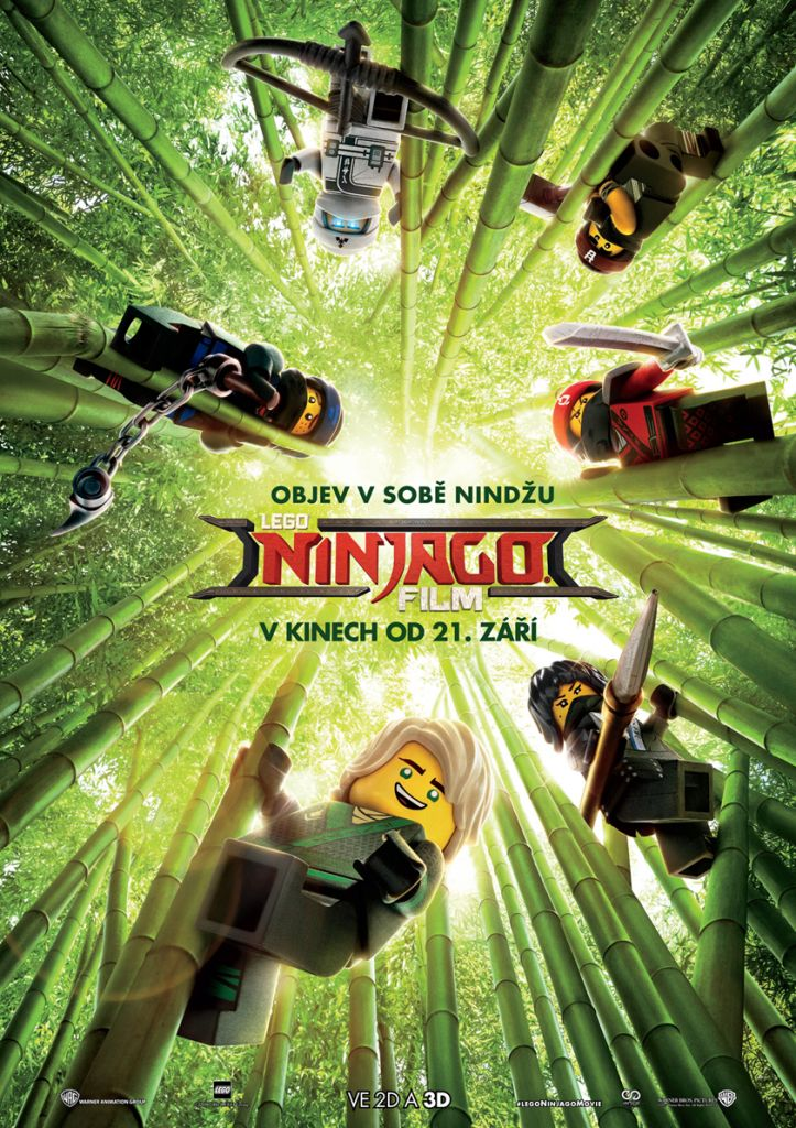 LEGO Ninjago film (3D) 1