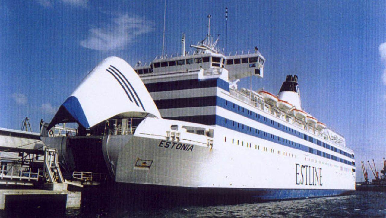 Loď Estonia