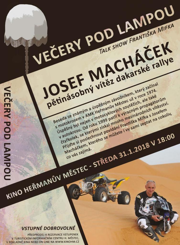 Macháček_plakát