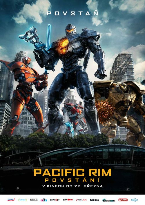 Pacific Rim: Povstání (3D)