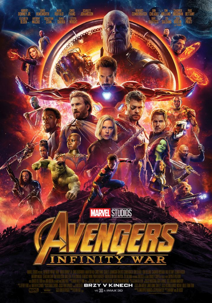 Avengers: Infinity War (3D)
