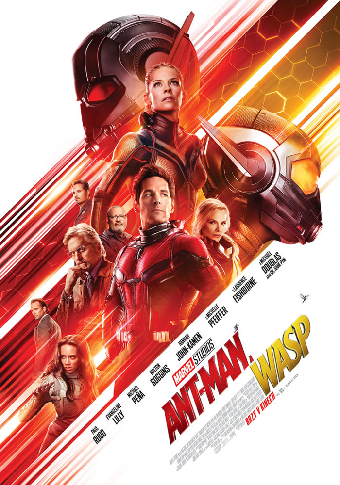 Ant-Man a Wasp (3D)