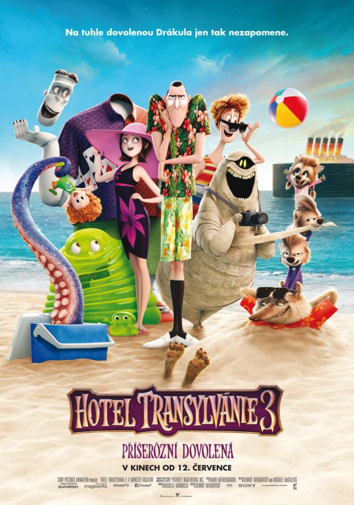 Hotel Transylvánie 3 (3D)
