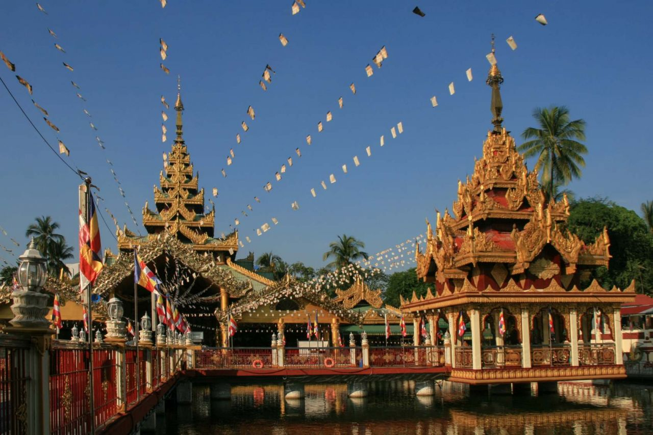 Tajemná Barma