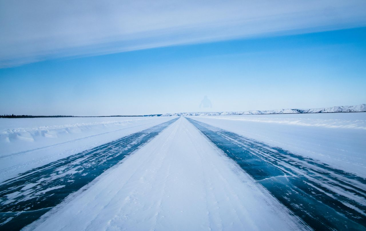 Frozen Road