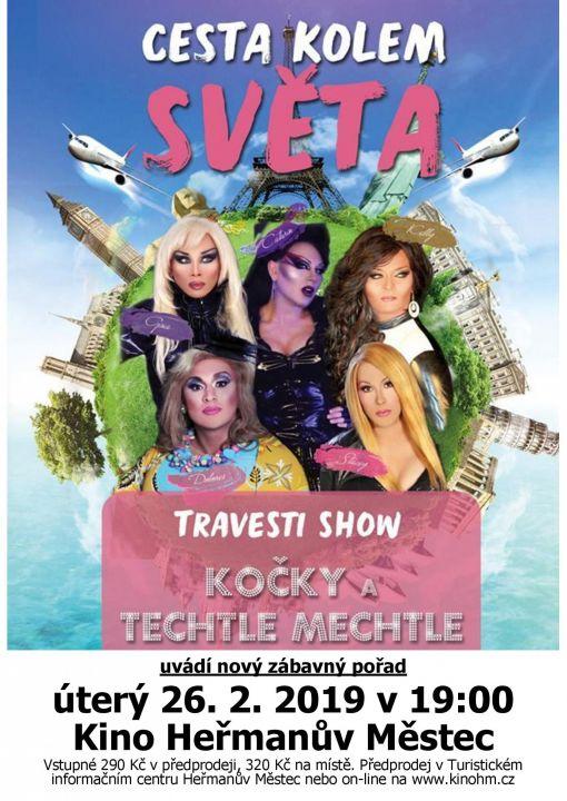 Travesti show