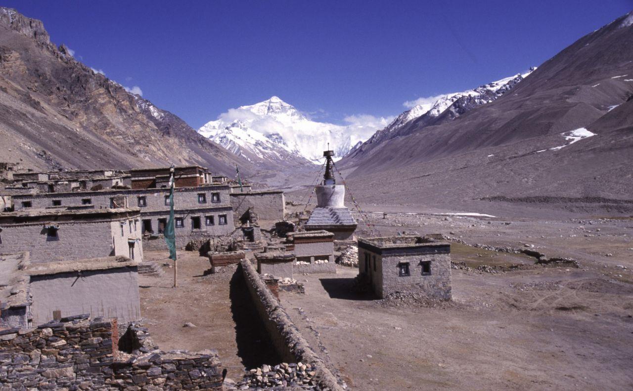 Tibet 2019