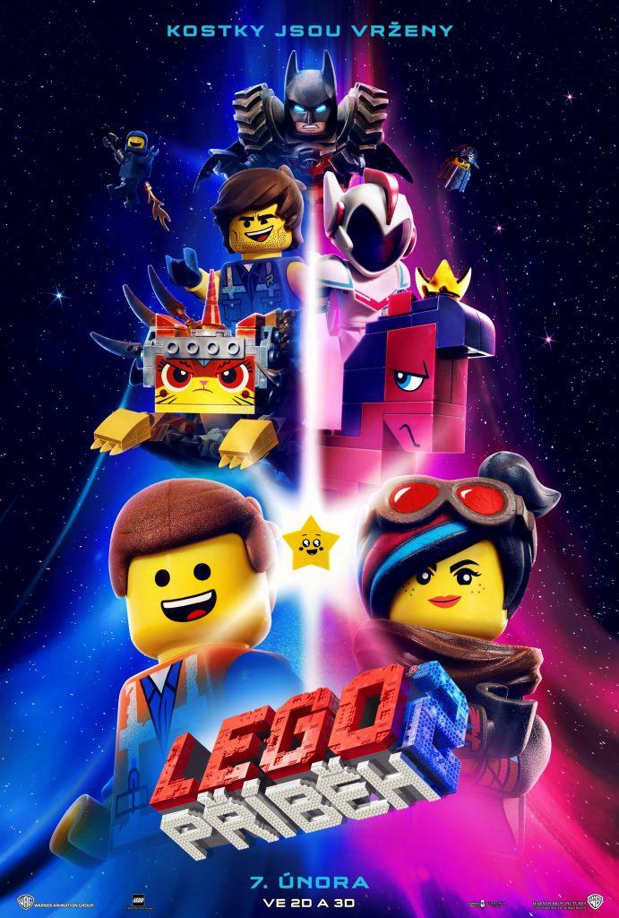 LEGO® příběh 2 (3D)
