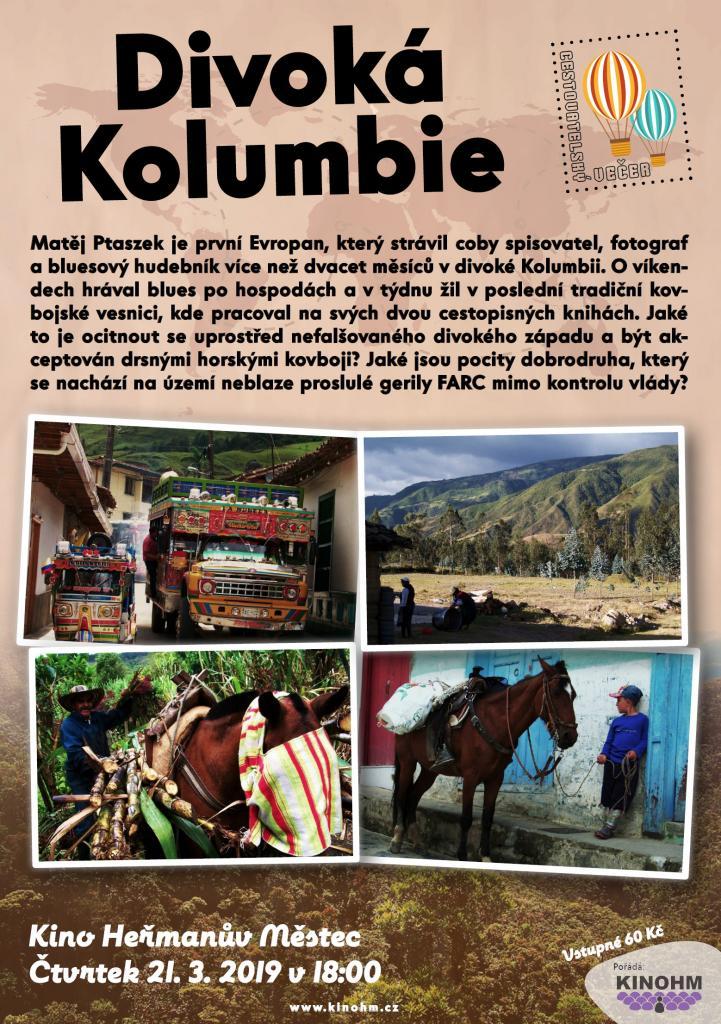 Divoká Kolumbie