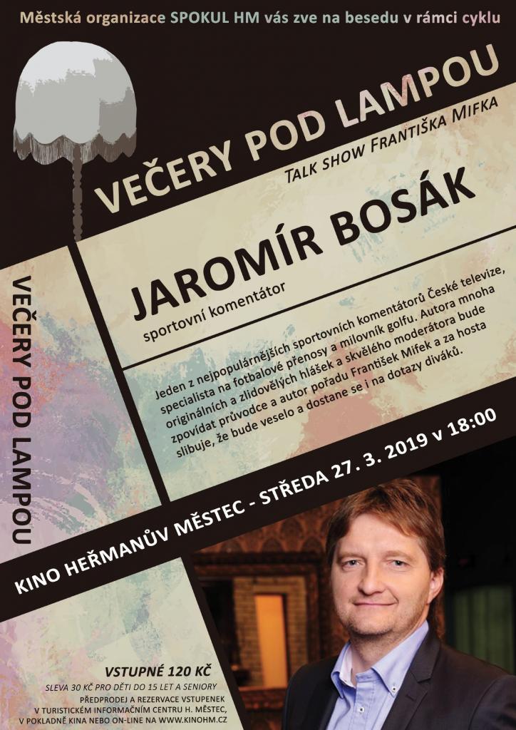 Večery podlampou – Jaromír Bosák