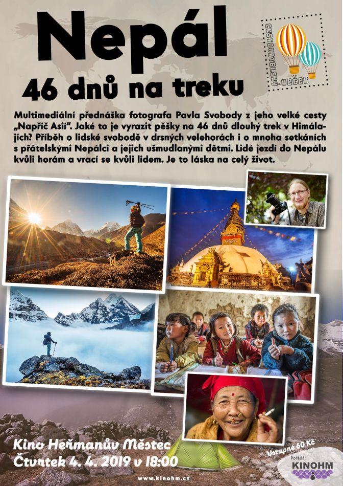 Nepál (Pavel Svoboda)