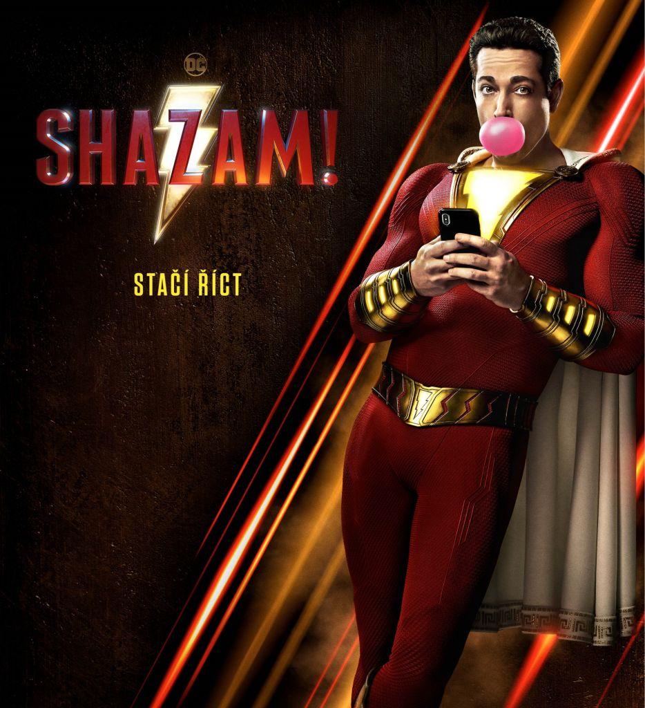 Shazam! (2D)