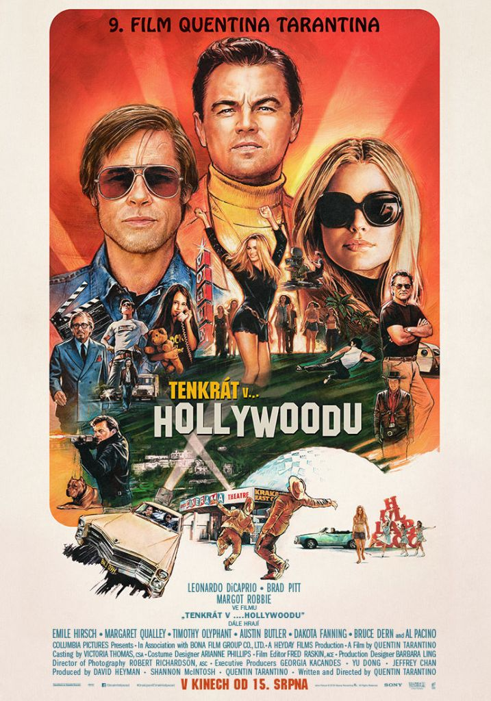 Tenkrát v Hollywoodu