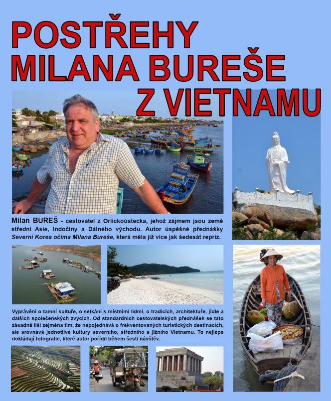 Postřehy zVietnamu (Milan Bureš)