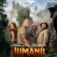 Jumanji: Další level (3D)